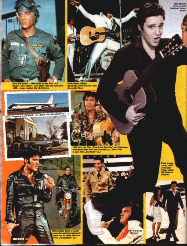 Blog de elpresse : ELVIS ET LE ROCKABILLY, magasine elvis